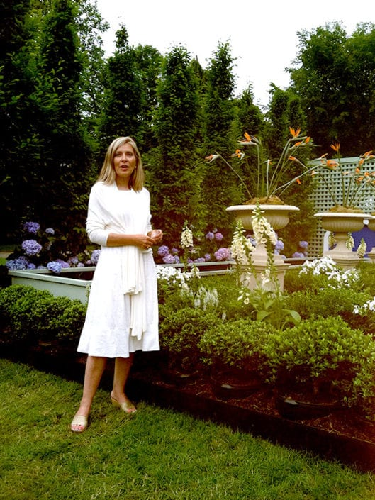Hali - Newport Flower Show