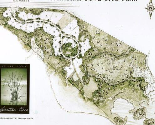Spartina Cove Subdivision