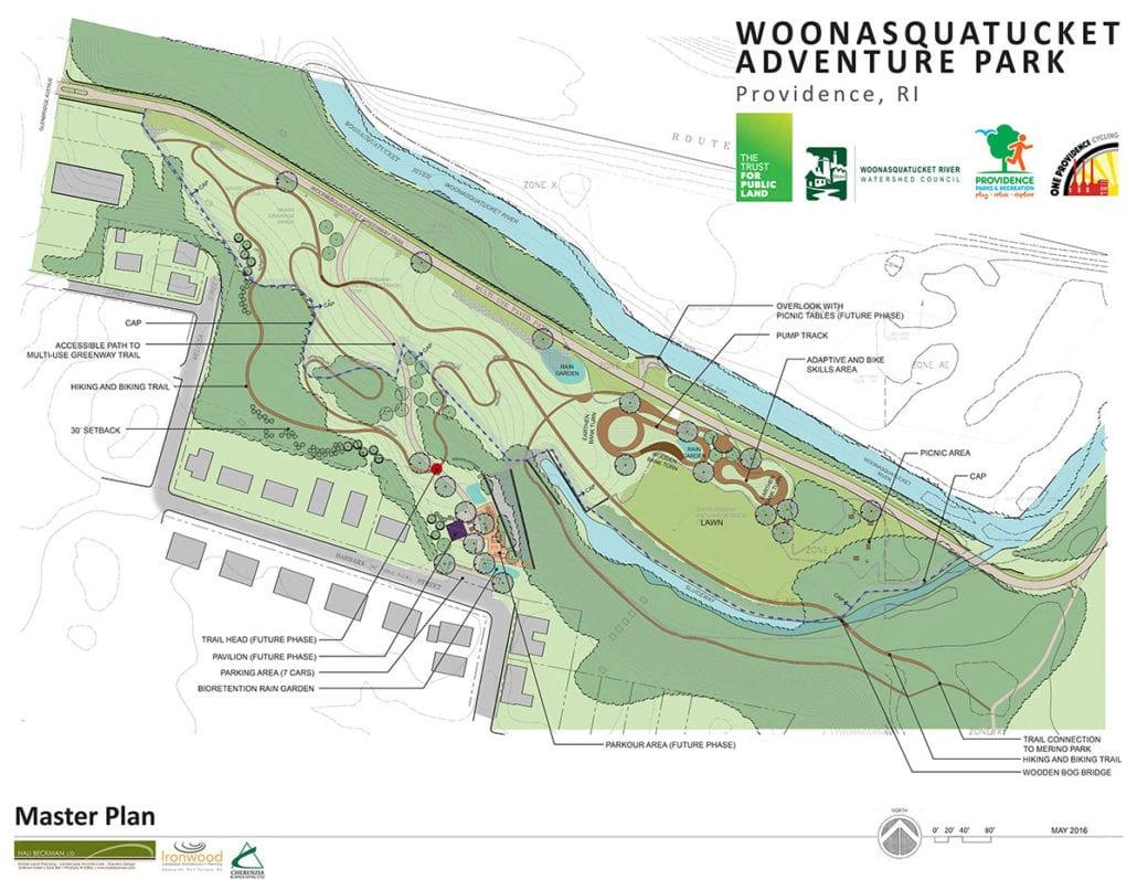 Woonasquatucket Adventure Park